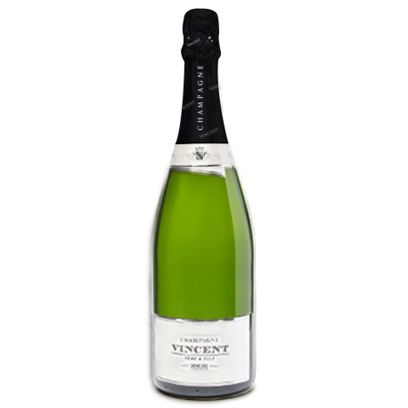 CHAMPAGNE DEMI-SEC TRADITION (Bouteille)